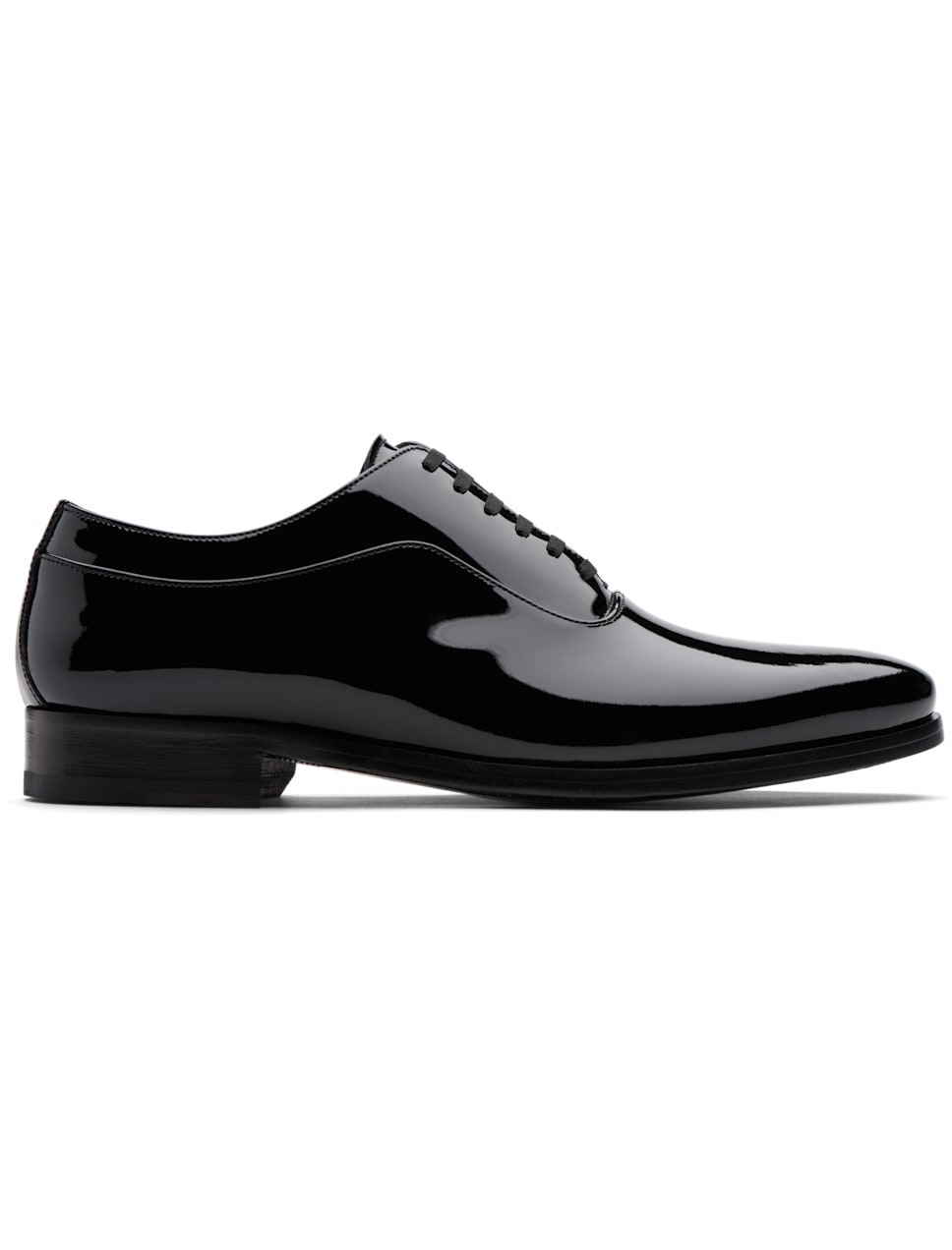Black Tuxedo Shoe by Suitsupply