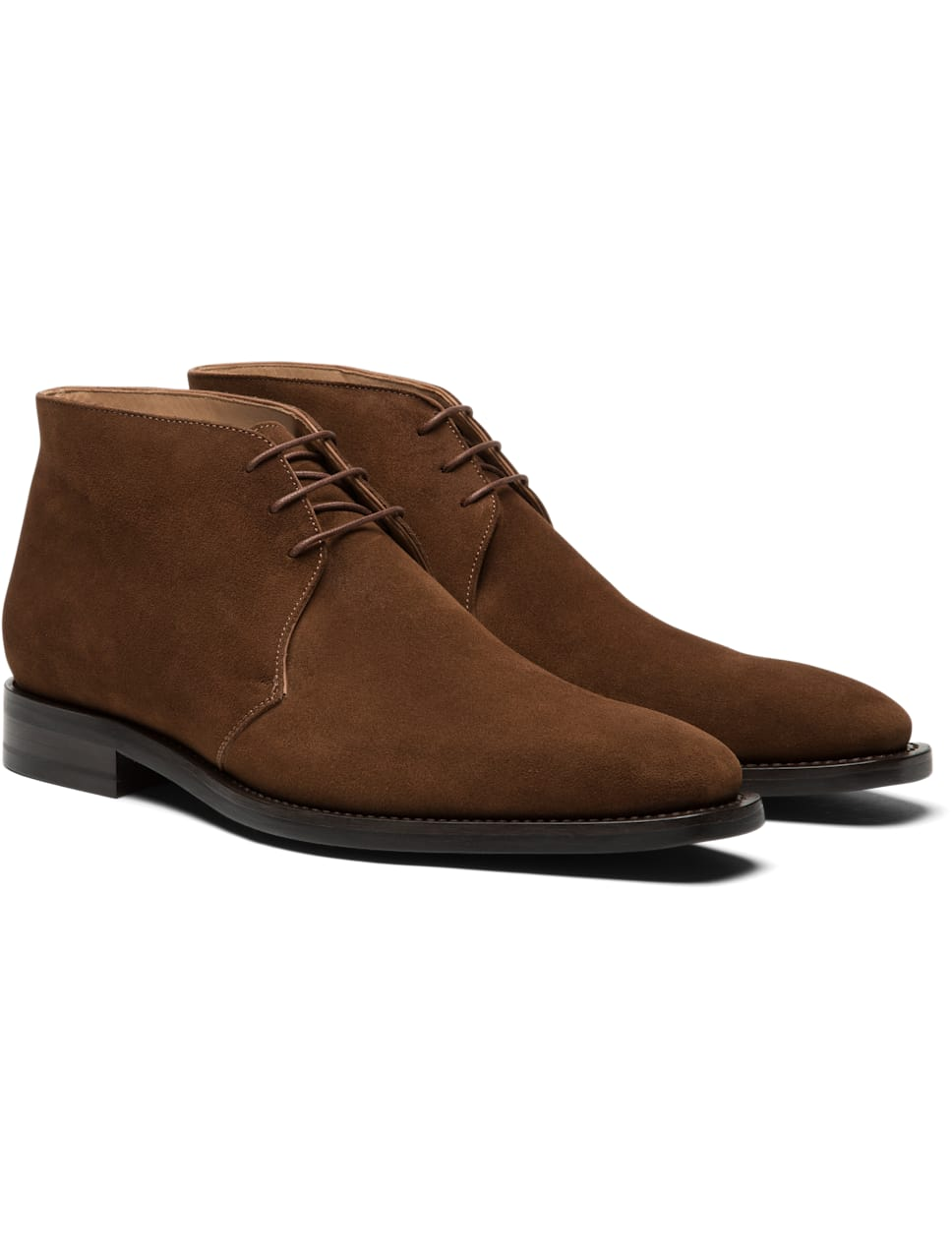 Brown Boot by Suitsupply