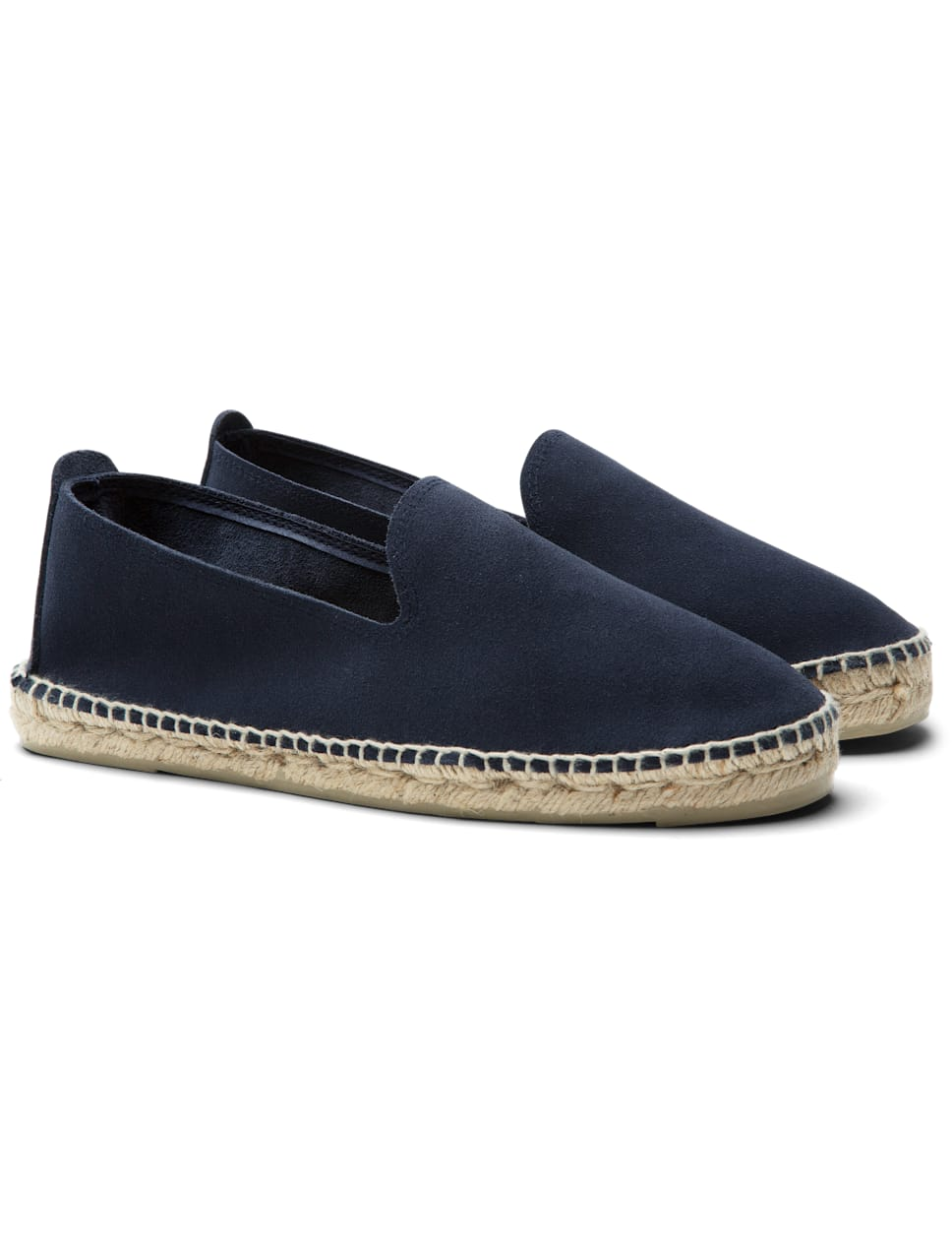 Blue Espadrilles by Suitsupply