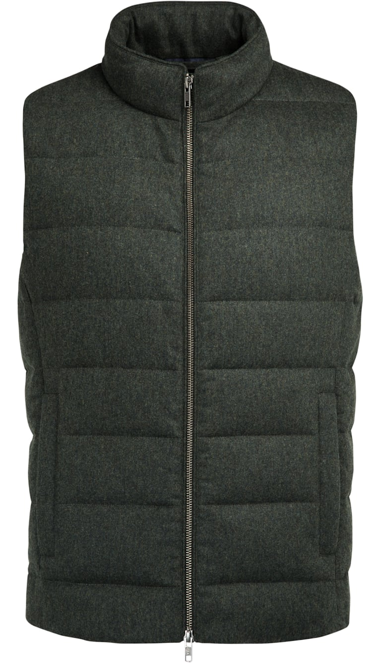 hood soulclothing army nz contrast co in a quilt is with elwood vest green products and elwoodadamspuffervest quilted darker adams puffer