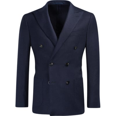 Jacket_Navy_Plain_Havana_C1062I