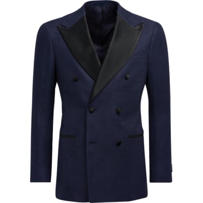 Jacket_Navy_Plain_Havana_Smoking_C1234I
