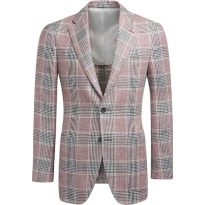 Jacket_Pink_Check_Havana_C1245I