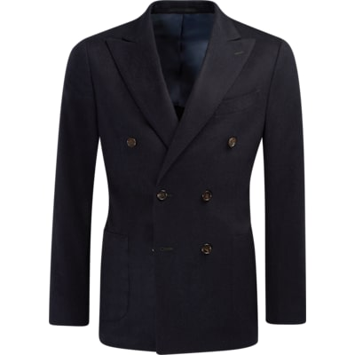 Jacket_Navy_Plain_Havana_C1253I