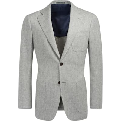 Jacket_Light_Grey_Plain_Havana_C1280I