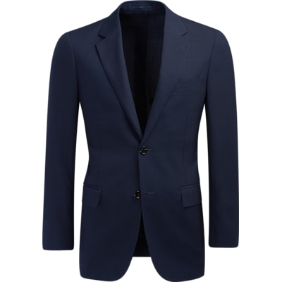 Jacket_Navy_Plain_Havana_C4765I