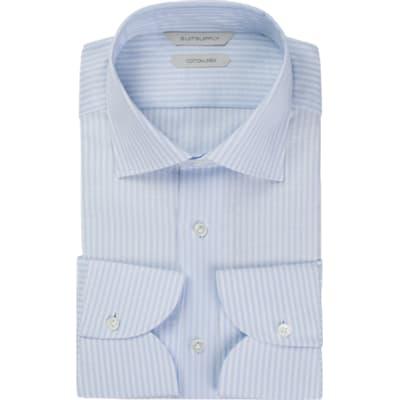 Light_Blue_Stripe_Shirt_Single_Cuff_H5784U