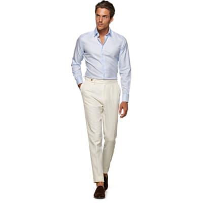 Light_Blue_Plain_Traveller_Shirt_Single_Cuff_H9004U