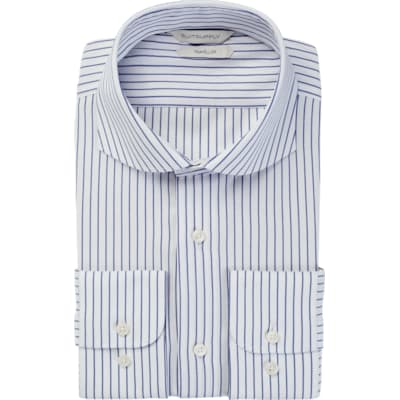 Navy_Stripe_Traveller_Shirt_Single_Cuff_H9009