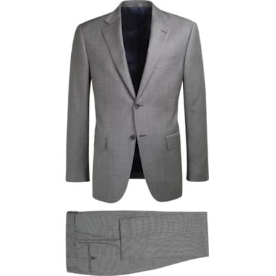 Suit_Grey_Plain_Napoli_P5289I