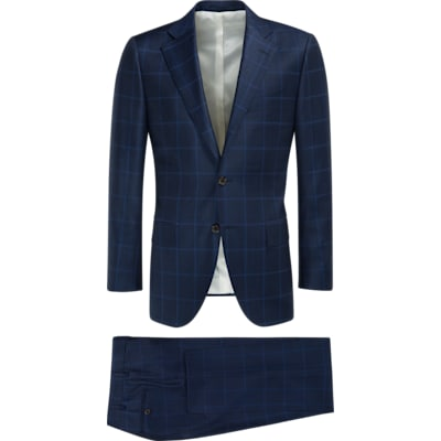 Suit_Blue_Check_Lazio_P5292I