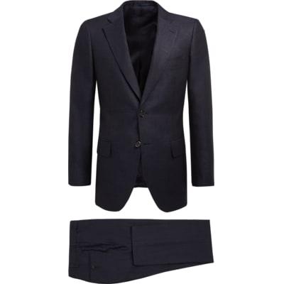 Suit_Navy_Plain_Lazio_P5403I