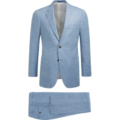 Suit_Blue_Plain_Havana_P5426I