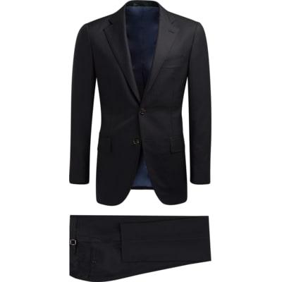 Suit_Navy_Plain_La_Spalla_P5516I