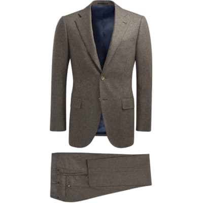 Suit_Brown_Plain_Lazio_P5551I