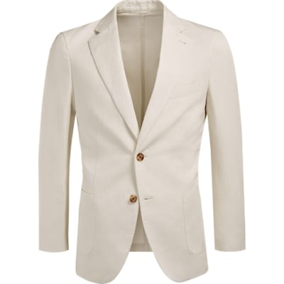 Jacket_Off_White_Plain_Havana_C1230I