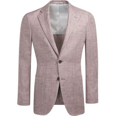 Jacket_Pink_Plain_Havana_C1244I