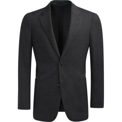Jacket_Grey_Plain_Havana_C4761