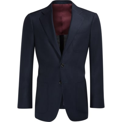 Jacket_Blue_Plain_Havana_C910I