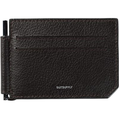 Dark_Brown_Money_Clip_SL17202