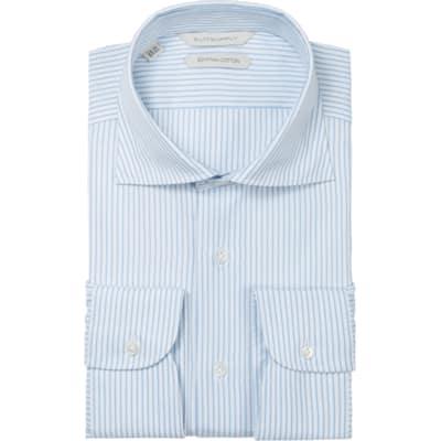Light_Blue_Stripe_Shirt_Single_Cuff_H5555U