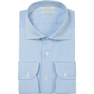 Blue_Stripe_Shirt_Single_Cuff_H5558U