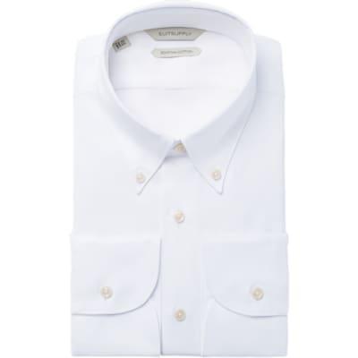 White_Plain__Shirt_Single_Cuff_H5638U