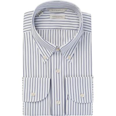 Navy_Stripe__Shirt_Single_Cuff_H5642U