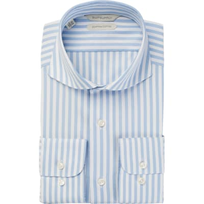 Light_Blue_Stripe_Shirt_Single_Cuff_H5643U