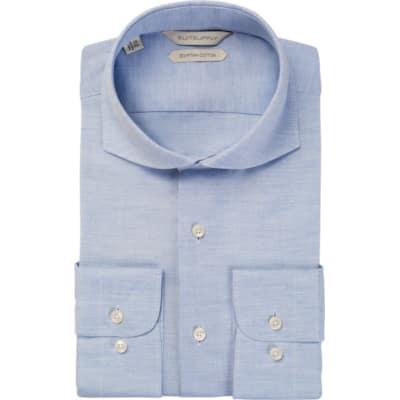 Light_Blue_Plain_Shirt_Single_Cuff_H5648U