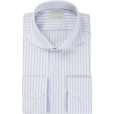 Blue_Stripe_Shirt_Single_Cuff_H5714U