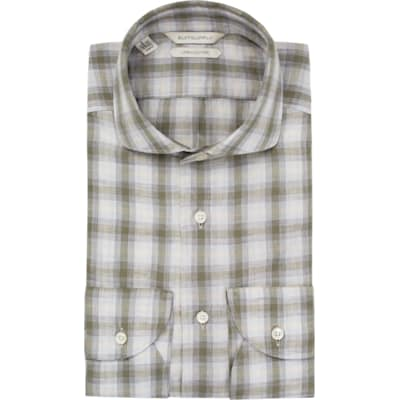 Green_Check_Shirt_Rounded_HB_Cuff_H5737U