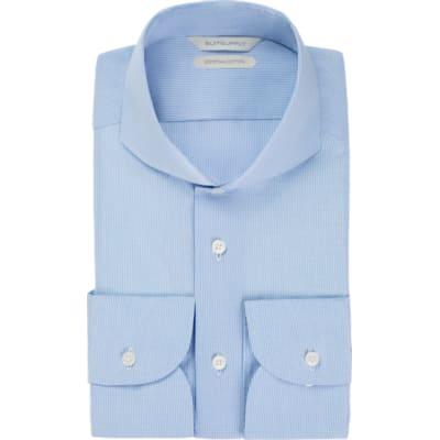 Light_Blue_Check_Shirt_Rounded_HB_Cuff_H5762U