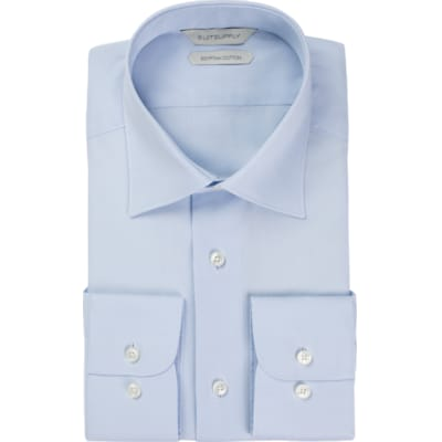 Light_Blue_Plain_Shirt_Single_Cuff_H5772U