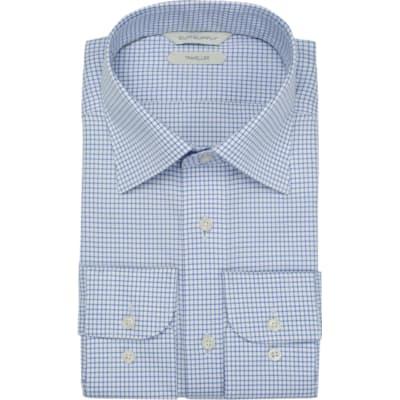 Blue_Windowpane_Traveller_Shirt_Single_Cuff_H5790U