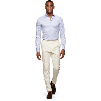 Blue_Plain_Shirt_Single_Cuff_H9092U