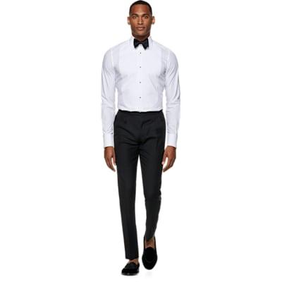 White_Plain_Tuxedo_Shirt_Double_Cuff_H9095U