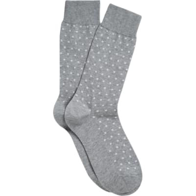 Grey_Regular_Socks_O291