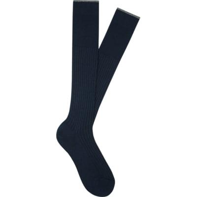 Navy_Jort_Socks_Knee_high_O503