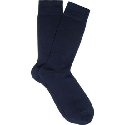 Navy_Regular_Socks_O600
