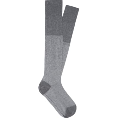 Grey_Knee_high_Socks_O704