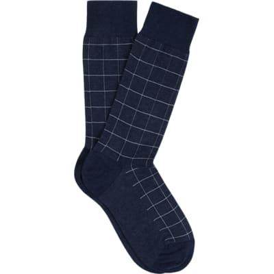 Navy_Regular_Socks_O717