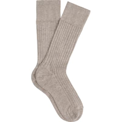 Light_Brown_Regular_Socks_O719