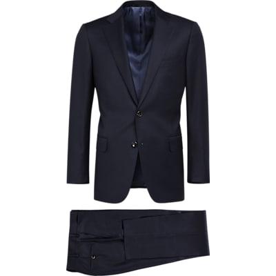 Suit_Navy_Plain_Lazio_P2529LI
