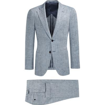 Suit_Blue_Herringbone_Jort_P4073I