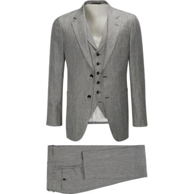 Suit_Grey_Plain_Havana_P5100I