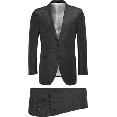 Suit_Grey_Plain_Lazio_P5104I