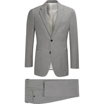 Suit_Grey_Birds_Eye_Havana_P5106I