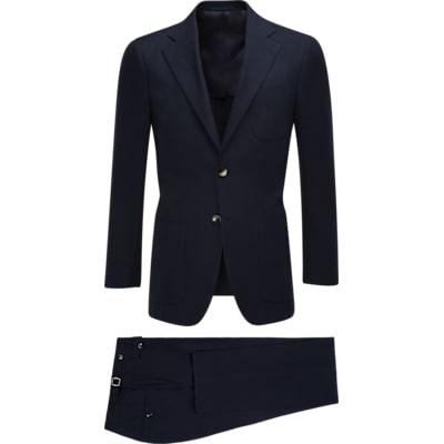 Suit_Navy_Plain_Havana_P5156I