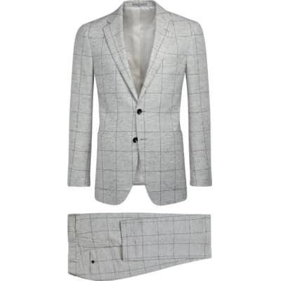 Suit_Grey_Check_Havana_P5256I